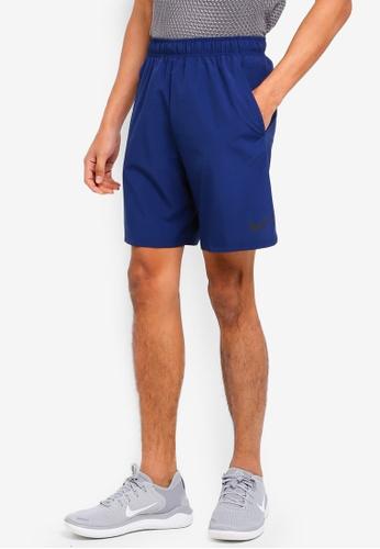Nike blue AS M Nike Flx Shorts Woven 2.0 55098AAB5B5007GS_1