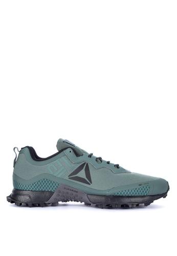 Reebok grey All Terrain Craze Outdoor Sneakers EBEE9SHF7380FDGS_1