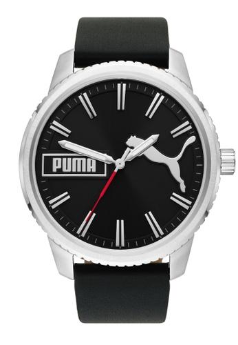 PUMA black Ultrafresh Watch P5081 EE3DFACF2754F2GS_1
