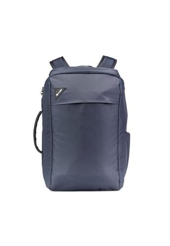 Pacsafe black Pacsafe Vibe 28L Anti-Theft Backpack (Jet Black) AECC8AC37F5E17GS_1