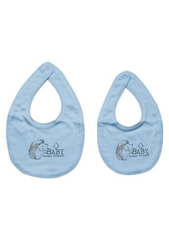 Babybol blue Baby's Bib Set 356D7KC5D723EBGS_1