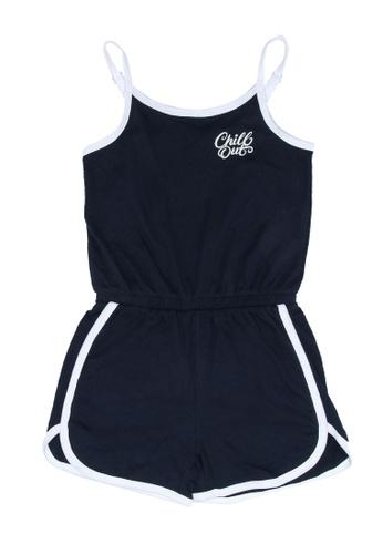 FOX Kids & Baby navy Jersey Playsuit AEEE8KA244874FGS_1