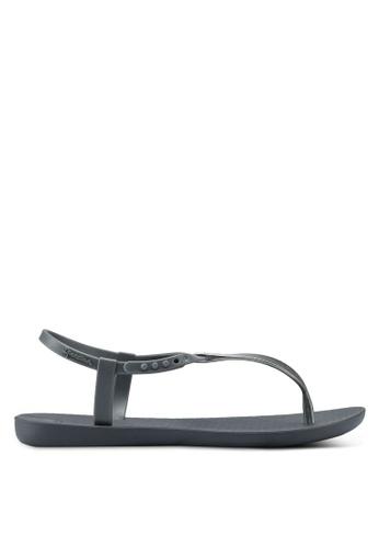 Ipanema grey Ipanema Charm V Sandals IP362SH0ST6DMY_1