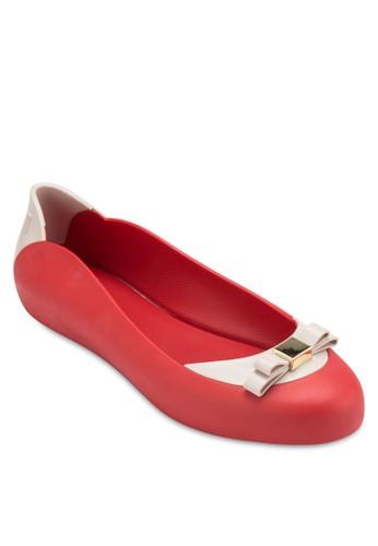 Pumesprit台北門市p It 蝴蝶結平底鞋, 女鞋, 芭蕾平底鞋