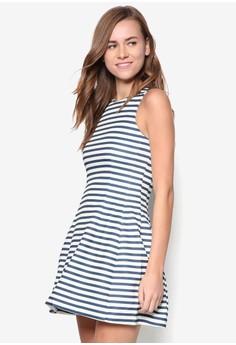 Structure Sleeveless Dress