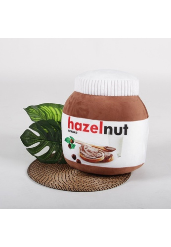 Meykrs Hazelnut Spread Cushion 1065DHL9C94F0BGS_1