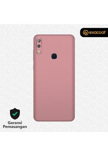 Exacoat Asus Zenfone Max Pro M2 3M Skin / Garskin - Blush Pink - Cut Only AB76FES18F4E24GS_1