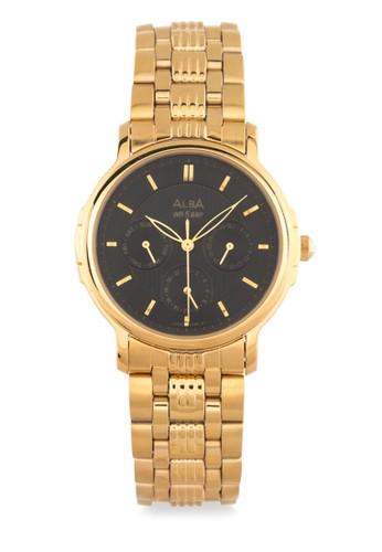 Alba gold Analog Watch Aspa40 AL383AC0V8FKID_1