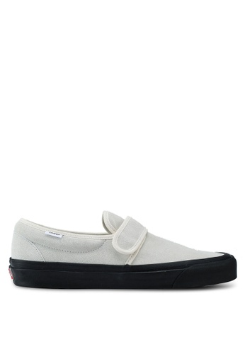 VANS white Slip-On 47 V DX Anahiem Factory B2E57SH06F74D5GS_1