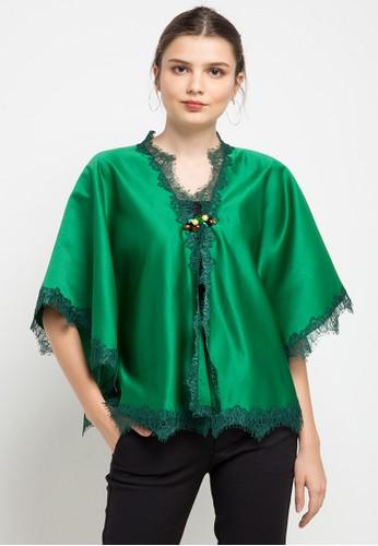 LUIRE by Raden Sirait green Bd-Renda Keliling 0979CAA7DFF472GS_1