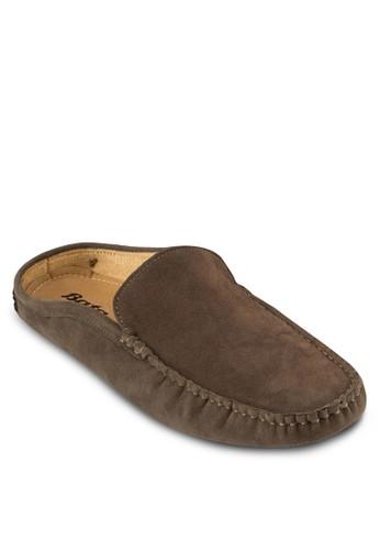 Sabo 仿皮拖鞋, 鞋, esprit台北門市鞋