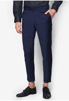 Basic Wool Trousers