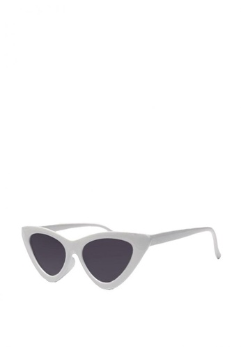 Kallisto black and white Denise Sunglasses 00AE0GLBEC2F1EGS_1