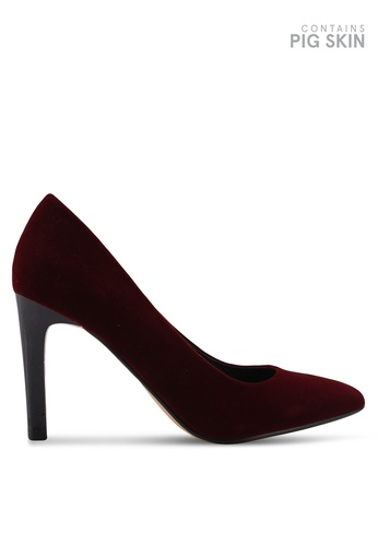 BETSY red Classic Court Heels 303C9SH27BE676GS_1