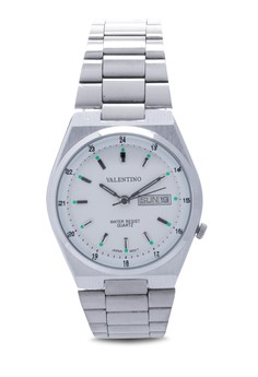 Stainless Steel Analog Watch 20121842
