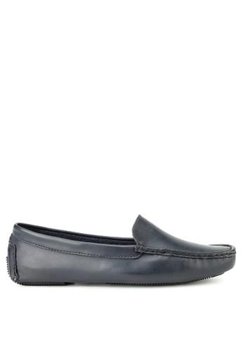 De LUCA navy Slip On Moccasins Sepatu Wanita 47D96SH9DE0C26GS_1