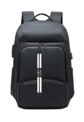 Twenty Eight Shoes grey Business Laptop Backpack 2716 7E2E2AC5064598GS_1
