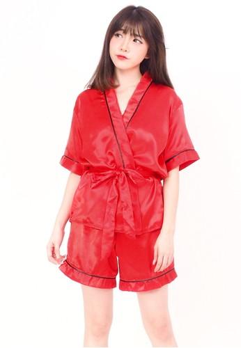 Pajamalovers Kyra Red