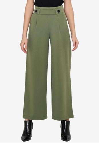 JACQUELINE DE YONG green Geggo New Long Pants 272C8AAA714478GS_1