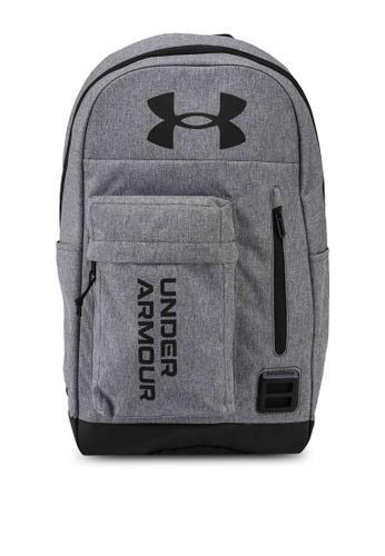 Under Armour grey UA Halftime Backpack 3A0CEAC328FAF8GS_1