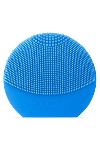 FOREO blue Luna Play Plus Aquamarine FO759BE0SZWBMY_1
