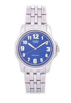 Analog Watch MTP-1216A-2BDF-SILVER