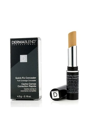 Dermablend DERMABLEND - 快速修復遮瑕膏Quick Fix Concealer(高度遮瑕) - Caramel (40N) 4.5g/0.16oz C2D2BBE2834BADGS_1
