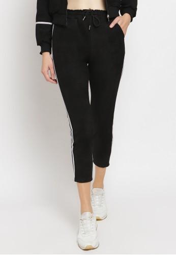 Just Out black Brooklyn Pants 046FFAAAA103FCGS_1