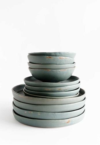 KRA Sanctuary green Karst Dinnerware Set of 6 76330HL793B10BGS_1