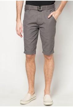 Kurt Fine Gray Shorts
