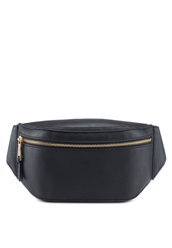 cbb7100357 Zip-Detail Maxi Belt Bag