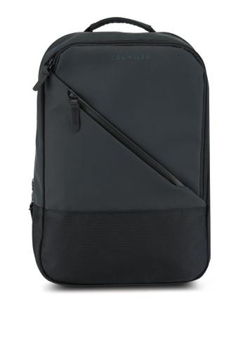 CRUMPLER navy Wip Laptop Backpack 8D91AACFADE887GS_1