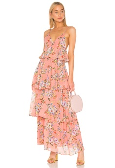 c2959b6ebe House of Harlow 1960 pink X REVOLVE Nel Dress 0CB5AAA74D1A65GS 1