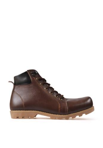JAVA SEVEN brown Bojan Bazelli 31 JA154SH67OJSID_1