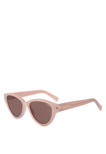 Quay Australia beige Rizzo Sunglasses F3F3DGLF4661C9GS_1