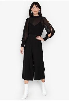c0bd11d07f73 Shop WAREHOUSE Playsuits   Jumpsuits for Women Online on ...