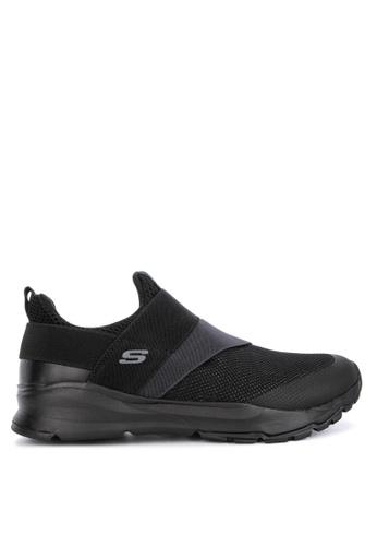 Skechers black Relven - Crossen Slip-Ons 07128SHD8161B7GS_1