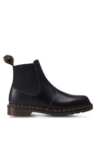 Dr. Martens black Core Originals Hardy Chelsea Boots 2C65ESH0A6CE86GS_1