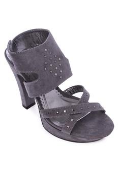 Open Toe Heel Sandals