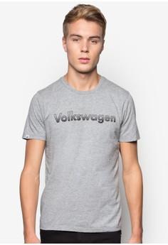 Round Neck Signature Graphic T-Shirt