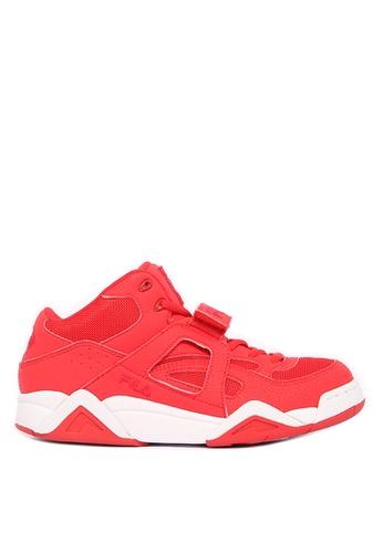 FILA red CAGE 3Q Sport Shoe 3883ASH2D8070DGS_1