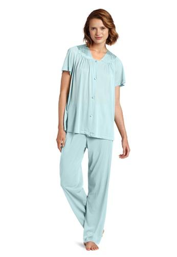 Exquisite Form Short Sleeve Pyjama Set Plus D3B1FAA5C3E4FBGS_1