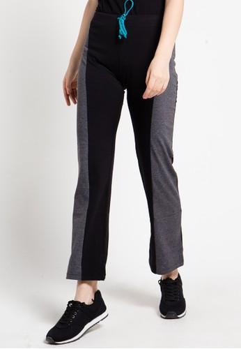 Lee Vierra black and grey Long Pants Tali Depan LE768AA25ZNMID_1
