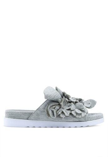 Call It Spring grey Gwelaria Sandals 4DED7SH68D02E3GS_1