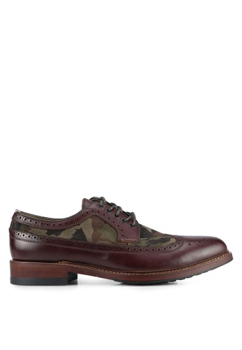 ALDO brown Branton Derbies AL087SH0RQGDMY_1