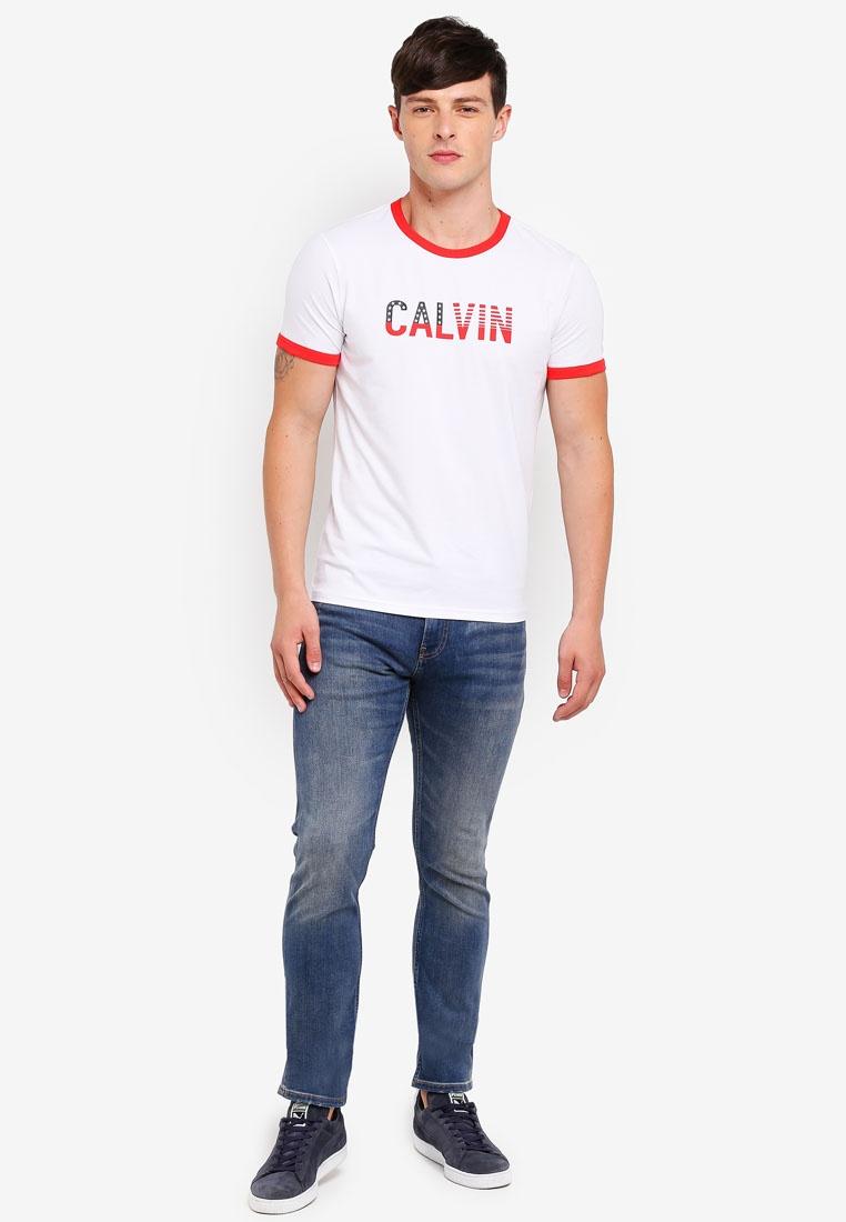 Slim Jeans 026 Calvin Klein Calvin Jeans Blue Klein Dark Hamilton cgI7rqId