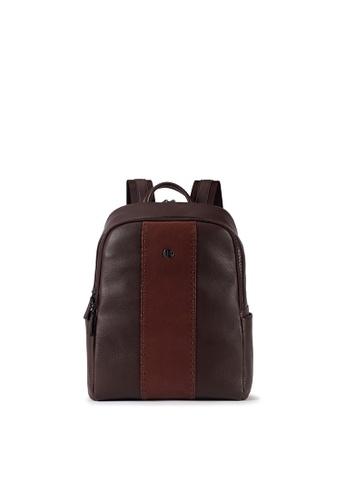 Charles Berkeley brown Charles Berkeley Ashford Backpack -KP18158 8D4B3AC3C4CFEEGS_1