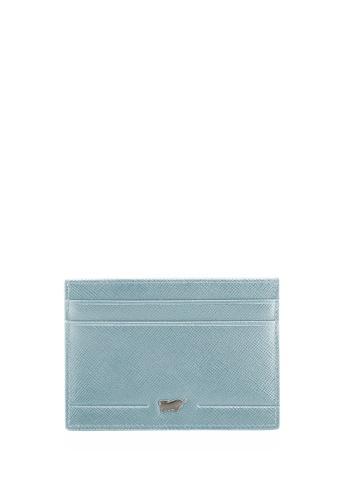 Braun Buffel blue Craig Flat Card Holder 8009DAC0CA993CGS_1