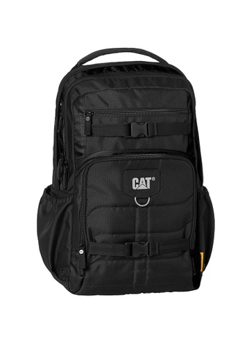 Caterpillar black CAT Millennial Classic Patrick Summit Laptop Backpack D21CEACE674DDBGS_1