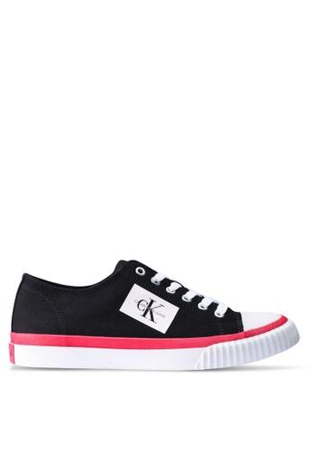 Calvin Klein black Iziceio Sneakers 05C40SHD729080GS_1
